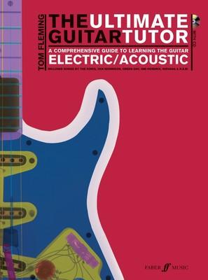 ULTIMATE GUITAR TUTOR BK/CD