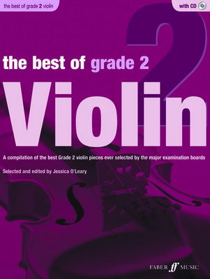 BEST OF GRADE 2 VIOLIN BK/CD