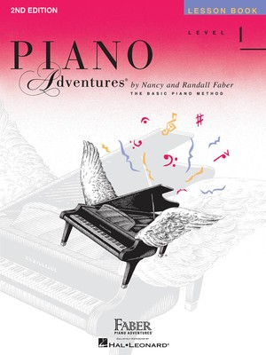 PIANO ADVENTURES LESSON BK 1 2ND EDITION