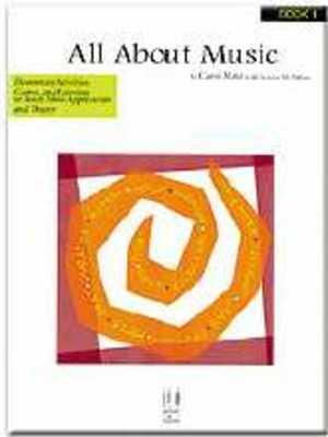 All About Music, Book 1