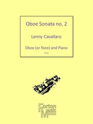 2nd Oboe Sonata