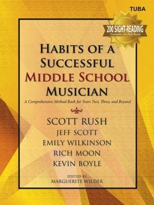 Habits of a Successful Middle School Musician - Tuba