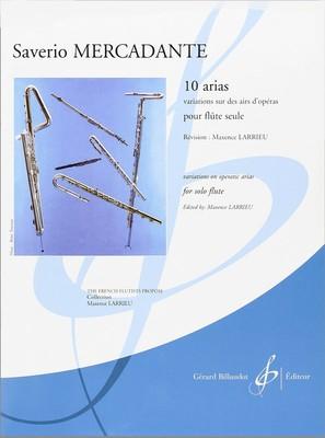 10 Arias Variations Sur Des Airs D'Operas