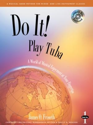 Do It! Play Tuba Book 1