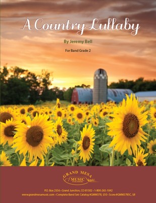 A COUNTRY LULLABY CB2 SC/PTS