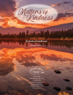 Matters of Kindness