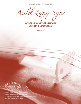 AULD LANG SYNE SO3 SC/PTS