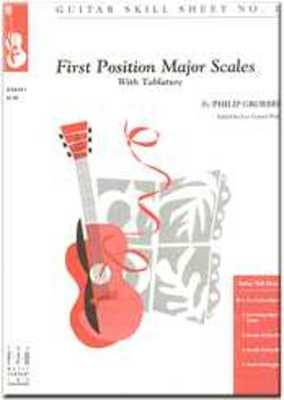 Strict Guitar Scales Spiral Bound Amore* Musical Instruments & Gear