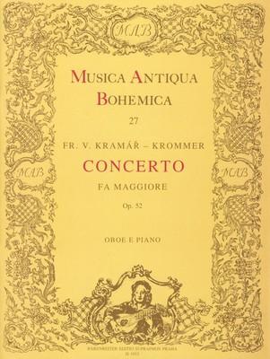 Concerto in F major Op. 52