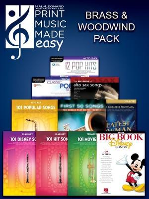 2018 Brass and Wind Pack - Hal Leonard Australia