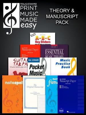 2018 Theory Manuscript Pack