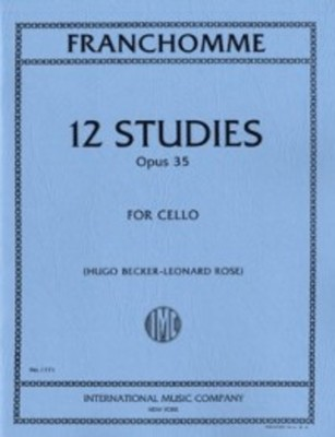 12 Studies Op. 35