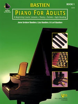 Piano for Adults, Book 1