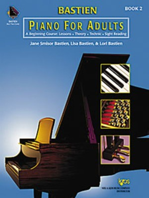Piano for Adults, Book 2 (Book & 2-CD)