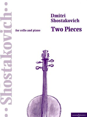 2 PIECES CELLO & PIANO