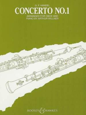 Concerto No. 1 in Bb Major HWV 301