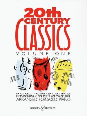 20TH CENTURY CLASSICS VOLUME ONE