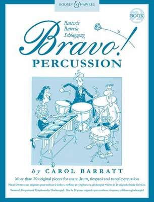 BRAVO  PERCUSSION BK 2