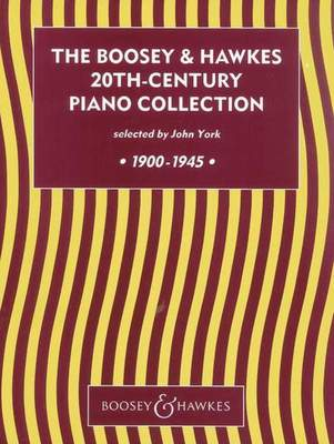 20TH CENTURY PIANO COLLECTION 1900   1945