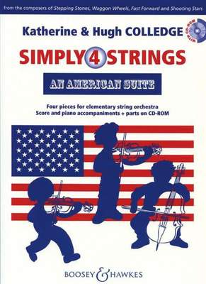 AN AMERICAN SUITE SIMPLY 4 STRINGS SC/CD ROM