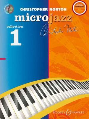 MICROJAZZ COLLECTION 1 PIANO BK/CD