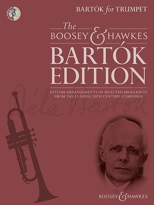 BARTOK FOR TRUMPET BK/CD