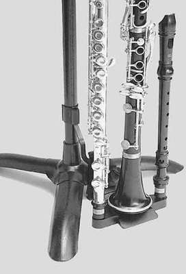 Wind Instrument Stand Adapter