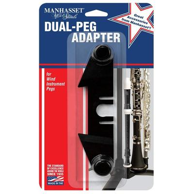 DUAL PEG ADAPTER