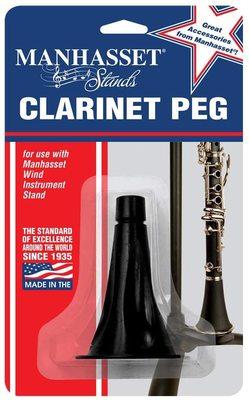 Clarinet Peg