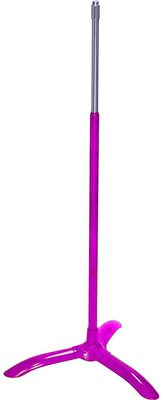 Chorale Microphone Stand Pink