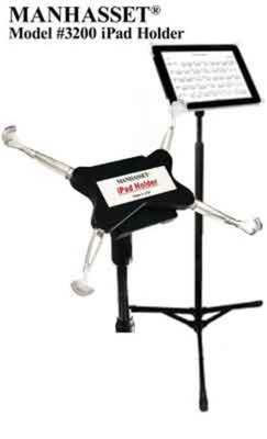 IPAD HOLDER MIC STAND SHAFT