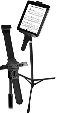 Universal Tablet Holder - Music Stand Mount