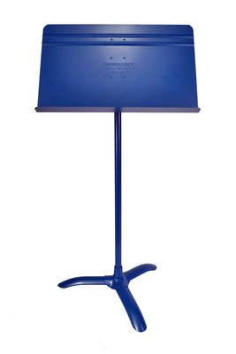 MUSIC STAND SYMPHONY BLUE MATTE FINISH