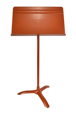 MUSIC STAND SYMPHONY RED MATTE FINISH