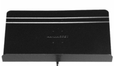 Symphony Music Stand Black Desk Only
