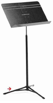 Voyager Music Stand Base Only