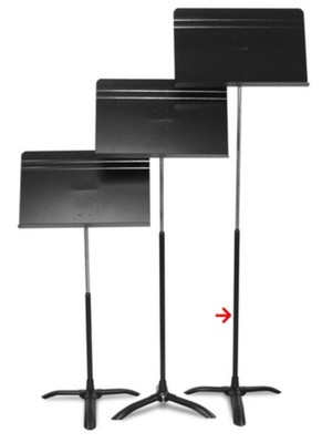 Music Stand Tall Shaft Only