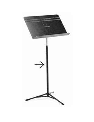 Voyager Music Stand Shaft Only
