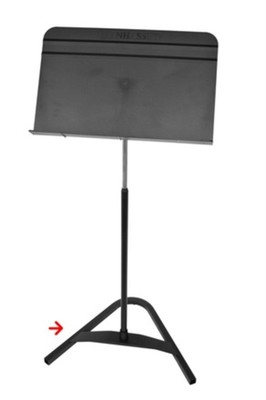 Harmony Music Stand Base Only