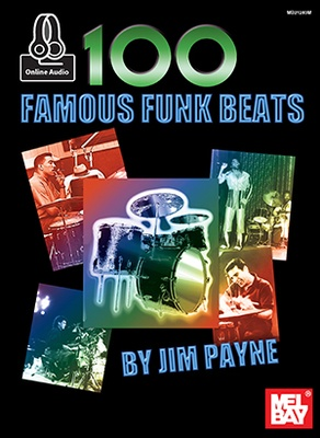 100 Famous Funk Beats Bk/Cd