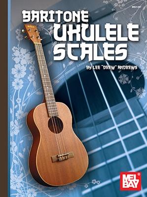 Baritone Ukulele Scales