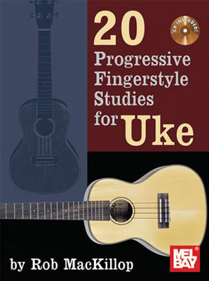 20 Progressive Fingerstyle Studies