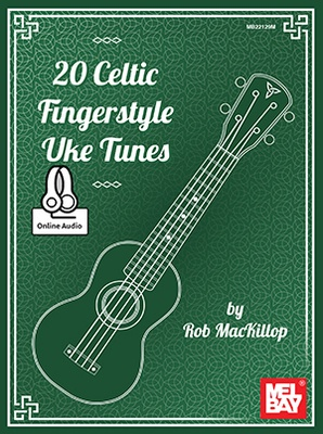 20 Celtic Fingerstyle Uke Tunes Bk/Oa