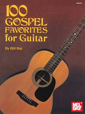 100 Gospel Favourites for Guitar