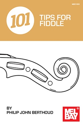 101 Tips For Fiddle Bk
