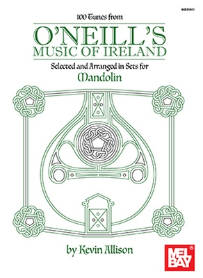 100 Tunes From O'Neill Music Of Ireland Mandolin