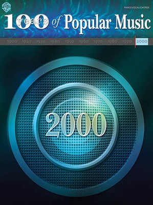 100 YEARS OF POPULAR MUSIC 2000 PVG