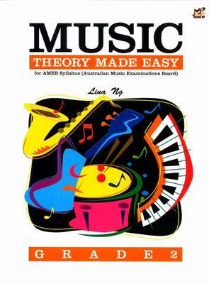 Music Theory Made Easy Grade 2