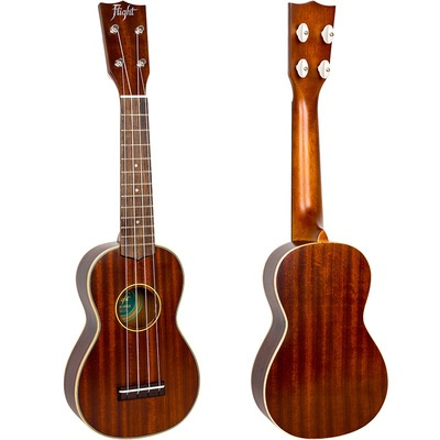 Flight MUS2 Soprano Ukulele with Bag