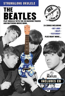 Beatles Hits Strumalong Uke Bk/Cd